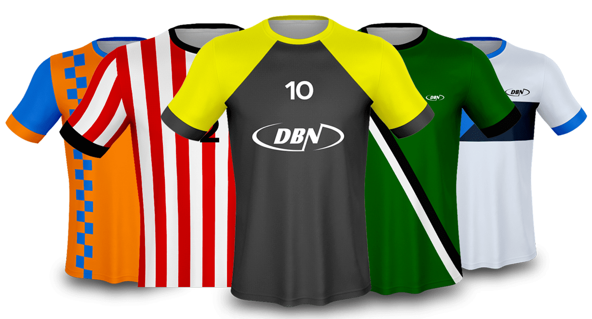 Dbn Futbol Camisetas Fútbol Personalizadas Para Equipos