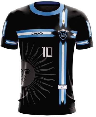 estilo máximo buena reputación disfruta del precio de descuento Camisetas sublimadas personalizadas | DBN Futbol